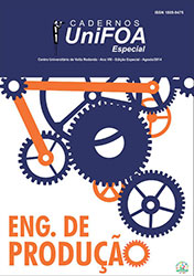 Visualizar v. 10 n. 1 esp (2015): Engenharia de Produção