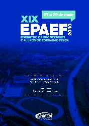 Visualizar v. 5 n. 1 Esp (2010): Educação Física
