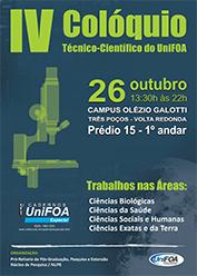 Visualizar v. 5 n. 1 (2010): IV Colóquio Técnico-científico do UniFOA